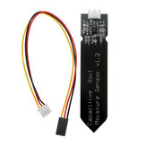 Capacitive Soil Moisture Sensor Not Easy To Corrode Wide Voltage Monitor Module