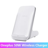 Original OnePlus 50W Warp Charge Wireless Charger Vertical Phone Holder for OnePlus 9 OnePlus 9 Pro OnePlus 8 Pro For iPhone 12 12 Pro Max For Samsung Galaxy Note 20
