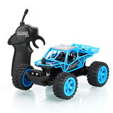 Zingo Racing 9115B 1/32 2.4G RWD Mini Elektrikli RC Araba LED Lamba Off-Road Araçlar RTR Modeli