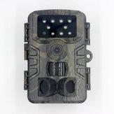 PR700 20MP 1080P Диапазон обнаружения 120 ° Охотничья тропа камера Водонепроницаемы Охотничья разведка камера с автоматическим фильтром IR для мон
