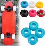 4Pcs Skateboard Longboard Wheel Drift Wheel 52mm x 31mm
