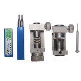 Full Set Key Cutting Machine Fixture Tool For Copy Key Clamp