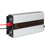Topshak TS-PI1 Intelligent Screen Solar Pure Sine Wave Power Inverter 3000W/4000W/5000W/6000W DC 12V/24V To AC 220V Converter