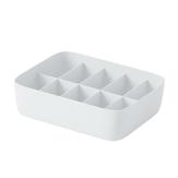 Type de tiroir en plastique de boîte de stockage de bas de stockage de paniers de vêtements classant la boîte avec le matériel de pp