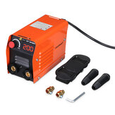 Minleaf ZX7-200 200A Mini Elektrische Lasmachine Draagbare Digitale Display IGBT DC Inverter ARC MMA Stick Welder