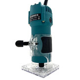 800W Electric Hand Trimmer Wood Laminate Palm Router Joiners Tool