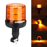 Super Bright 40LED Amber Warning Strobe Light Recovery Car Flashing Beacon Light