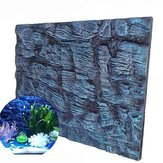 Tworzenie wodnych Universal Rocks Aquarium Background 3D Foam Fish Tank Background