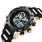 STRYVE S8006 Luminous Chronograph Dual Display Digital Menonton