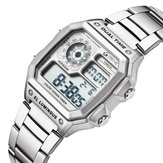 STRYVE S8007 Luminous Alarm Countdown Men Digital Watch