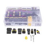 352pcs Car Electrical Connectors Kits Waterproof Electrical Wire Connector Plug for Car Waterproof Parts