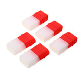 5 Pairs AB60 XT60 Plug Battery Connector Protective Case for RC Model Cable