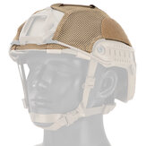 Tactical Helmet Cover Sport Cycling Head Cap Cover Outdoor Hunting