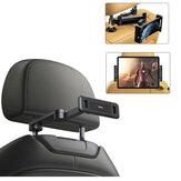 Baseus uchwyt na zagłówek na tylne siedzenie samochodowe na 4.7-12.3 cala Pad uchwyt na telefon samochodowy uchwyt na tylne siedzenie na Pad Tablet PC Auto uchwyt na zagłówek