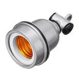 E27 Waterproof Ceramic Lampholder Bulb Adapter for Animal Pig Heating Light Bulb AC85-265V