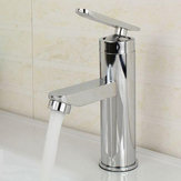 Bathroom Kitchen Wash Basin Faucet Two Hole Hot&Cold Mixer Water Taps