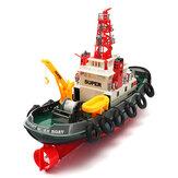 Henglong 3810 63CM 2.4G Long Time Control Racing RC Лодка с системой водяного охлаждения