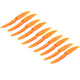 10pcs Gemfan 5030 ABS Direct Drive Orange Propeller Blade