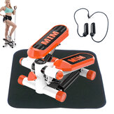 Fitness Mini Stepper Leg Trainer Cardio Sports Pedal Exerciser Fitness Sport Esercizio domestico Strumenti