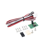 Mini Differential Height Sensor IR V1.2 for BLV 3D Printer Automatic Leveling Duo WiFi DUET Exthernet Electronics Duet Shield