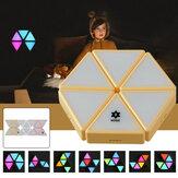 DC5V USB DIY ذكي Puzzle Night ضوء لعبة تغيير الألوان الحساسة للمس