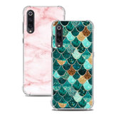 Bakeey Coussin d'air antichoc Corner Soft TPU Colorful Housse de protection pour Xiaomi Mi9 / Mi 9 Transparent Edition (6.39