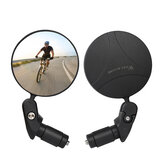 WEST BIKING Bike Rearview Mirror 360° Rotation Adjustable Wide Angle Cycling Rear View MTB Road Bike Bicycle Handlebar Mirrors