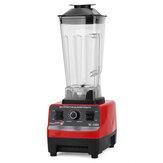 4500W 2.5L Mixer Einstellbare Geschwindigkeit Küchenmixer Sojabohnenmilch Obstsaftpresse