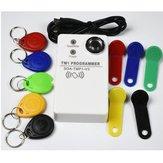 TM RFID Lettoe Copiatrice Duplicatoe palmare RW1990 TM1990 TM1990B ibutton DS-1990A I-Button 125KHz EM4305 T5577 Lettoe di schede EM4100 TM