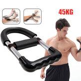 Fortalecedor de pulso ajustável para antebraço e preensão de mão Trainer para braço revelador de mão exterior Casa Academia Força muscular