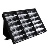 18 Zonnebrillen Lezenbril Eyewear Display Stand Opbergdoos Case Retail Shop