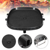 Portable BBQ Top Grill Butane Gas Stove Pan Korean Style Non Stick Cook Plate BBQ Grill