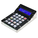 Geekcreit® DIY Calculator Kit de compteur Calculatrice Kit de bricolage LCD Calculatrice électronique polyvalente