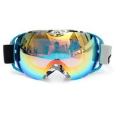 Unisex Anti Nebel UV Dual Lens Winter Racing Outdooors Snowboard Skibrille Sun Glassess CRG80-8A