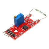 KY-025 4pin Magnetic Dry Reed Pipe Switch Magnetron Sensor Switch Module