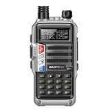 BAOFENG UV5R Plus 128 Channels 400-520MHz 1-6KM Dual Band Two-way Handheld Radio Walkie Talkie