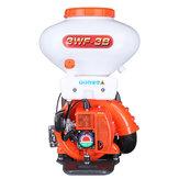 3WF-3B 41.5CC 26L landbouwmiststofdoeksproeier Benzine aangedreven rugzakblazer
