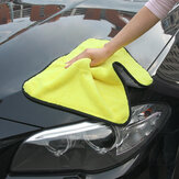 Tirol 45*38cm Microfiber Cleaning Auto Car Soft Cloth Wash Towel Tool