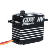 GDW DS820MG HV 25 KG Coreless Metal Gear digitale servo voor RC-modellen