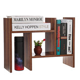 Desktop Small Bookshelf Storage Rack Table Display Shelf Stand Simple Bookcase Home Office Dormitory Furniture