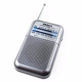 Degen DE333 Portátil mini fm fm / am receptor de rádio duas bandas de rádio ponteiro