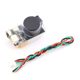 CYCLONE XF20B 110dB Buzzer Finder 5V BB RC Drone Alarm Built-in Battery LED for F3 F4 F7 Flight Controller
