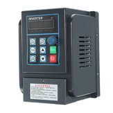 2.2KW 12A 220V 1PH In 3PH Out 380V Variable Frequency Converter Drive Inverter V/F Vector Control