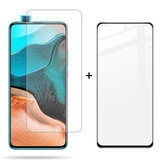 Bakeey 2 in 1 HD Clear Anti-Explosion Tempered Glass Screen Protector + Full Glue Full Coverage Tempered Glass Screen Protector for Poco F2 Pro / Xiaomi Redmi K30 Pro Non-original