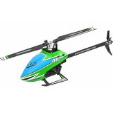 OMPHOBBY M2 EXP 6CH 3D Flybarless Dual Brushless Motor Direct Drive RC Helicopter PNP with Open Flight Controller
