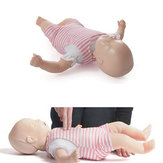 CPR Reborn Doll Resusci Infant Training Manikin Model With Case 6 Airways Set