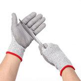 1 пара Защита от порезов Перчатки Защита от порезов Уровень 5 Защита рук