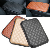 Universal Car Auto Bracciolo Pad Cover Center Console Scatola Cuscino in pelle 3 colori