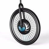 IMortor 26 pollici MT1.9 3 in 1 Ruota di Bicicletta Intelligente Magnete Permanente Brushless DC Motore Batteria