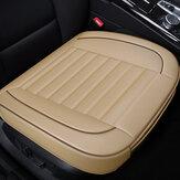Coprisedile per auto posteriore in pelle PU traspirante per la maggior parte delle auto